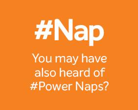 Take A #Nap -