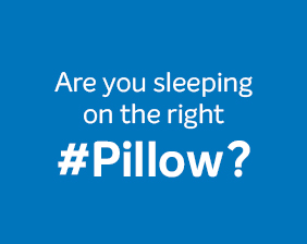 Are you sleeping on the right pillow?