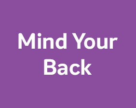 Mind your Back